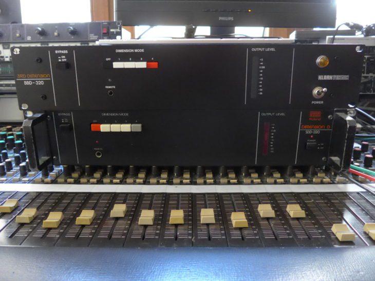 Test: Klark-Teknik 3rd-Dimension BBD-320 Chorus