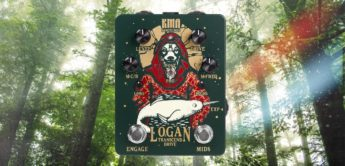 Test: KMA Audio Machines Logan, Verzerrer-Pedal