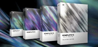 Native Instruments präsentiert Software Bundle Komplete 13 und Guitar Rig 6