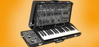 Korg ARP 2600 mini Semi-Modular-Synthesizer in Aussicht?