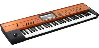 Korg Krome EX CU – limitierte Sonderversion der Synthesizer-Workstation