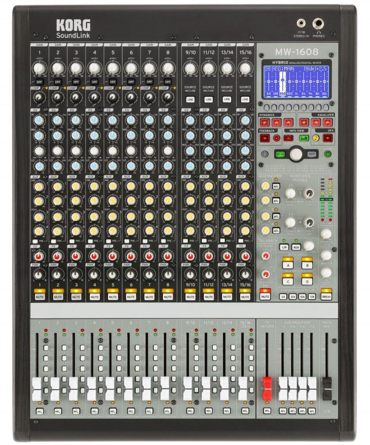 korg soundlink mw 2408 1608 1