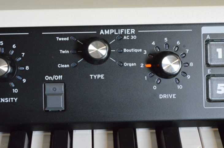 Die Amp-Simulationen sind nicht besonders authentisch aber dennoch sehr brauchbar