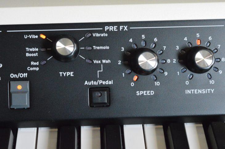 Korg SV-2 - Pre FX