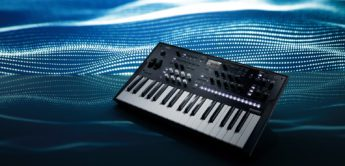 Namm 2020: Korg Wavestate, Wave Sequencing Synthesizer