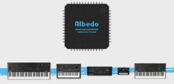 Sinevibe Albedo – Granular Reverb für Korg Prologue, Minilogue XD, NTS-1