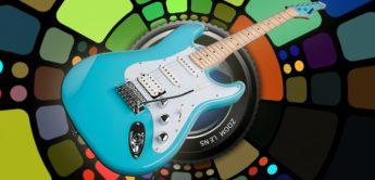 Test: Kramer Guitars Focus VT211S, E-Gitarre