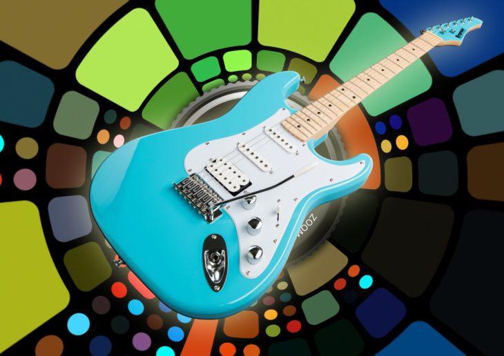 Kramer Guitars Focus VT211S E-Gitarre