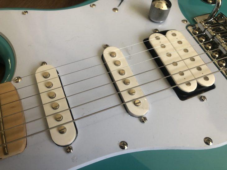 Kramer Guitars Focus VT211S E-Gitarre Pickups