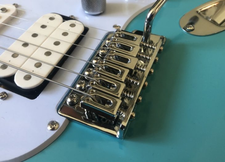 Kramer Guitars Focus VT211S E-Gitarre Vibrato