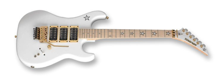Im Test: Kramer Guitars Jersey Star E-Gitarre