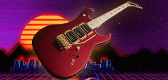 Test: Kramer Guitars Jersey Star, E-Gitarre
