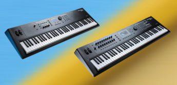 Kurzweil erweitert mit PC4-7 und SP6-7 das Stagepiano/Workstation-Angebot