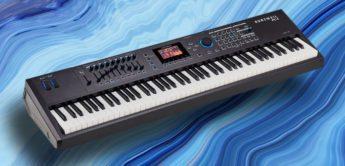 Test: Kurzweil PC4 E-Piano und Workstation