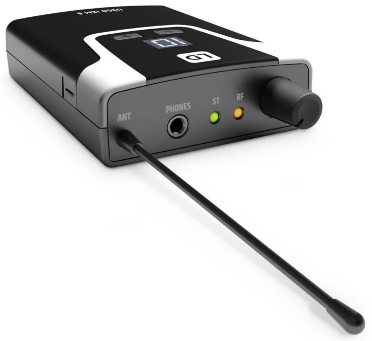 Test: LD Systems U308 In-Ear Monitoring System Test: LD Systems U308 In-Ear Monitoring System Test: LD Systems U308 In-Ear Monitoring System