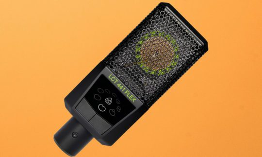Test: Lewitt LCT 441 Flex, Großmembran-Studiomikrofon
