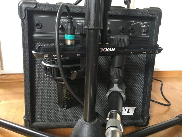 Lewitt LCT 441 FLEX vs Shure SM 57