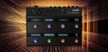 Test: Line6 HX Effects, Multieffektboard