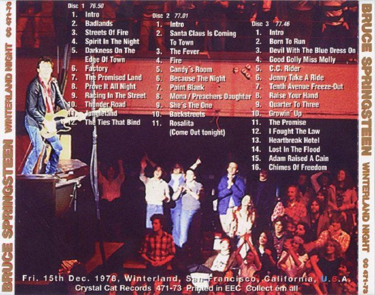 Live Recording_Bootleg