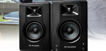 m-audio bx3 bx4