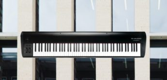 Test: M-Audio Hammer 88, MIDI-Keyboard