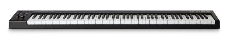 m-audio keystation 88 mk3 test