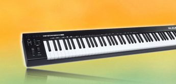 Test: M-Audio Keystation 88 MK3, MIDI-Keyboard