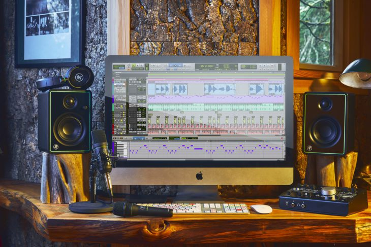 test Mackie CR-X-Serie Homestudio