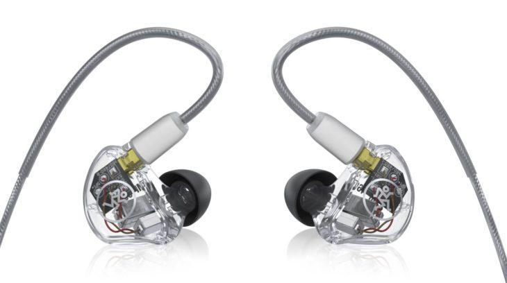 mackie mp360 mp460 in ear