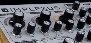 Majella Audio zeigt (ein wenig) vom Synthesizer Implexus