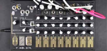 Make Noise 0-CTRL – CV/Gate-Keyboard mit Sequencer