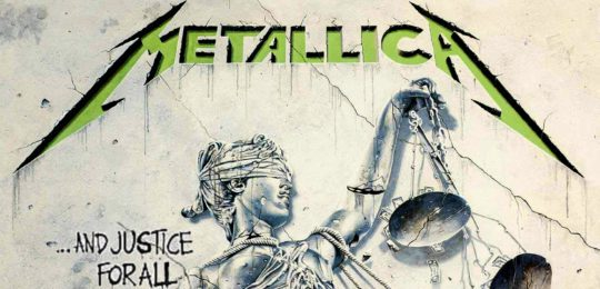Making of Metallica and justice for all