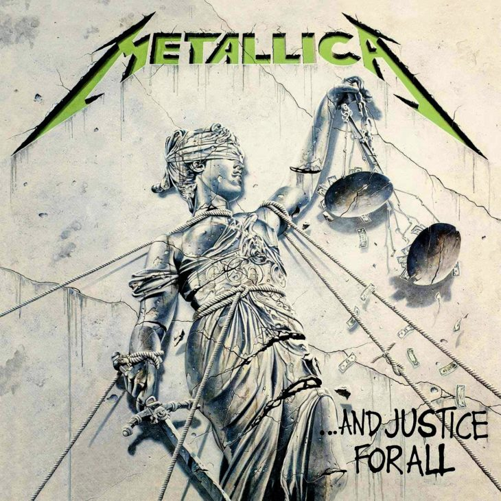 Metallica And Justice For All Making of