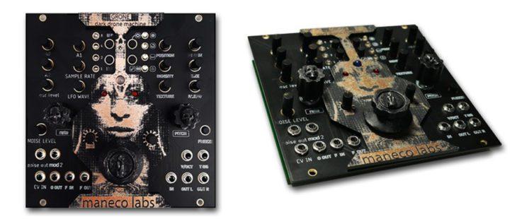 maneco labs grone drone synthesizer erurorack