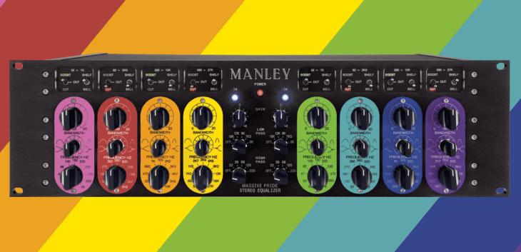 manley labs massive passive pride