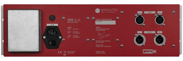 test Manultec MT-E.8012 ORCA BAY