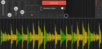 Test: Marcos Alonso Samplr, Live Sampler, iOS