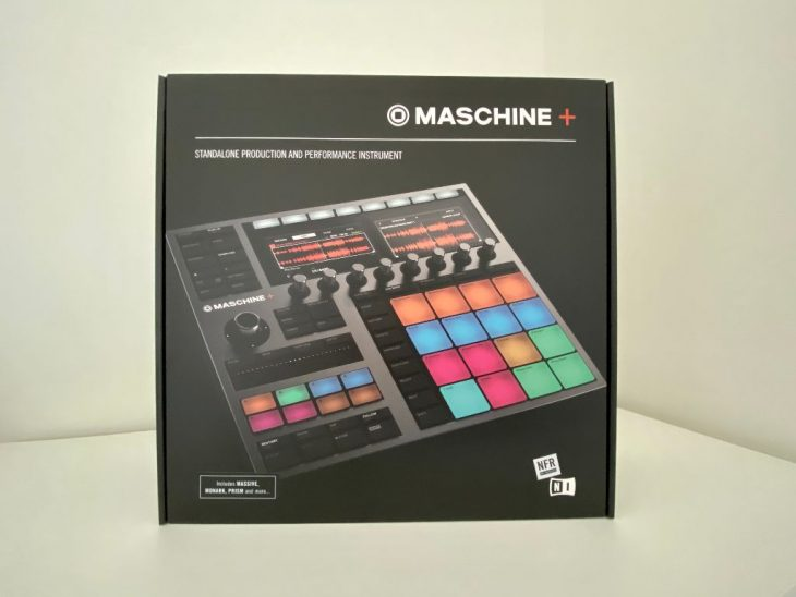 Maschine+ Packaging