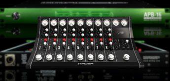 mcdsp apb 16 moo x mixer plugin