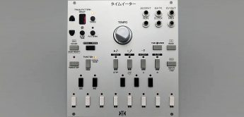 Michigan Synth Works Chronovore – TB-303-Sequencer als Modul