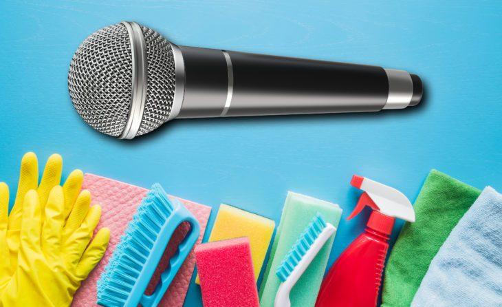 Workshop: Mikrofone schützen und reinigen