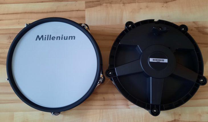 MIllenium MPS 750X Kit test