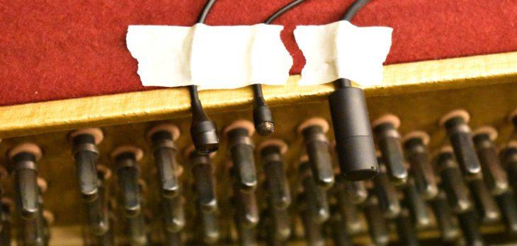 Vergleichstest: Miniaturmikrofone für Live und Studio Vergleichstest: Miniaturmikrofone für Live und Studio Vergleichstest: Miniaturmikrofone für Live und Studio