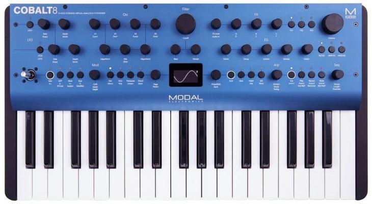 modal cobalt8 synthesizer