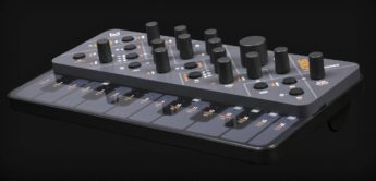 Modal Electronics Skulpt Synthesiser bekommt Firmware 2.0