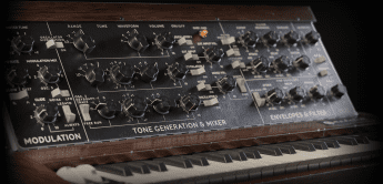 Softube Model 72 Synthesizer System, Plugin Collection