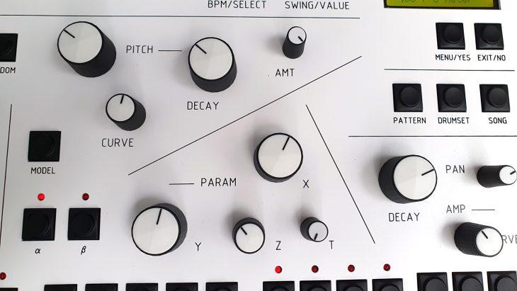 Test: Modor DR-2, digitaler Drumcomputer & Synthesizer