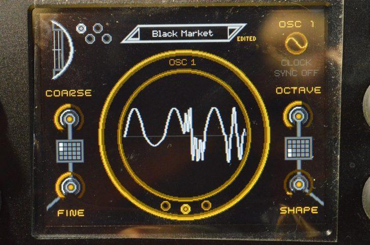 MOK Waverazor Dual Oscillator - blackmarket wave