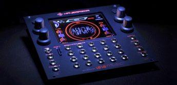Test: MOK Waverazor Dual Oscillator, digitaler Eurorack-Oszillator