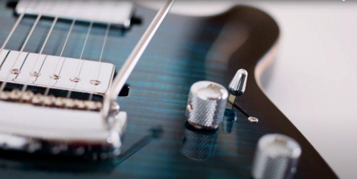 Music Man Sabre Hardware
